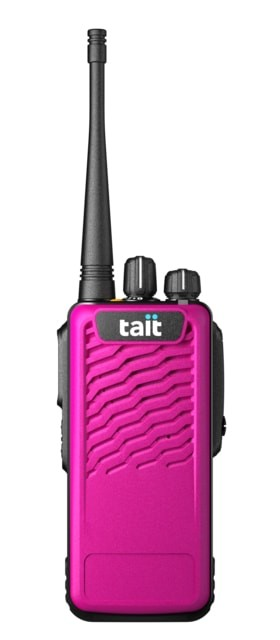 tp3350 radio pink, non-display front view